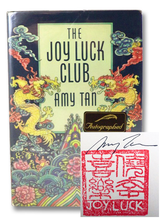 The Joy Luck Club, Tan, Amy