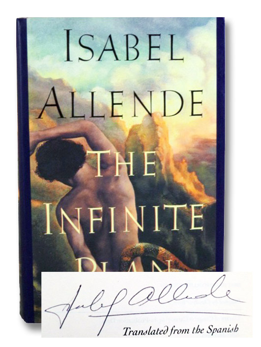 Infinite Plan: A Novel, Allende, Isabel; Peden, Margaret Sayers