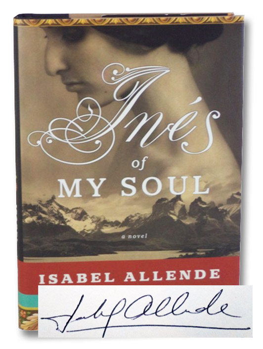 Ines of My Soul, Allende, Isabel