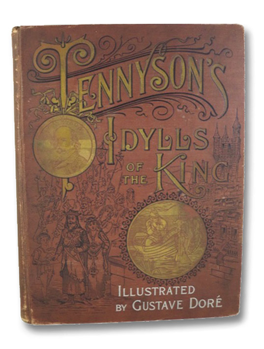 Idylls of the King (Altemus' Edition), Tennyson, Alfred Lord; Walsh, Henry C.