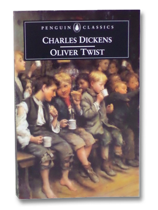 Oliver Twist, or, The Parish Boy's Progress (Penguin Classics), Dickens, Charles; Horne, Philip