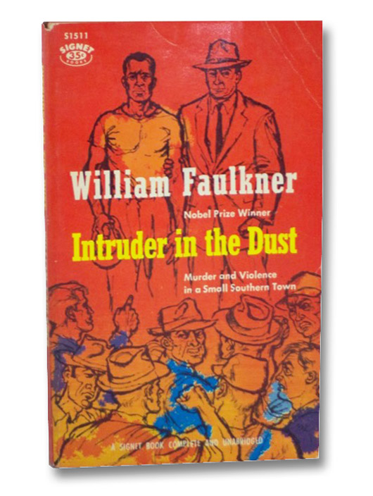Intruder in the Dust, Faulkner, William