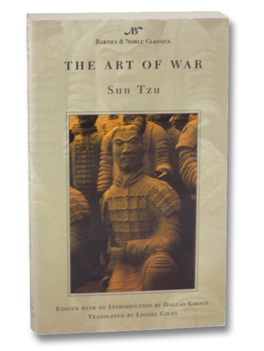The Art of War (Barnes & Noble Classics), Tzu, Sun