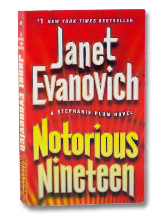 Notorious Nineteen (A Stephanie Plum Novel), Evanovich, Janet