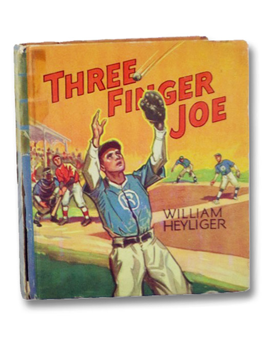 Three Finger Joe (Saalfield Sports Books No. 1129), Heyliger, William