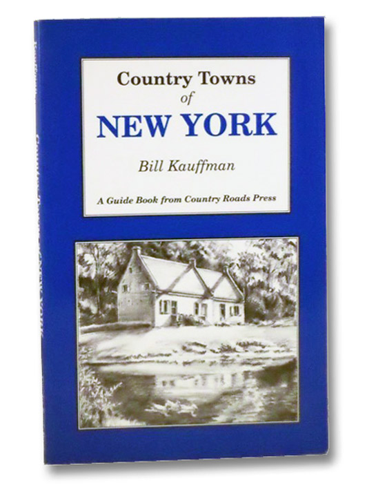 Country Towns of New York, Kauffman, Bill