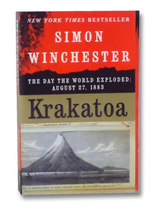 Krakatoa: The Day the World Exploded: August 27, 1883, Winchester, Simon