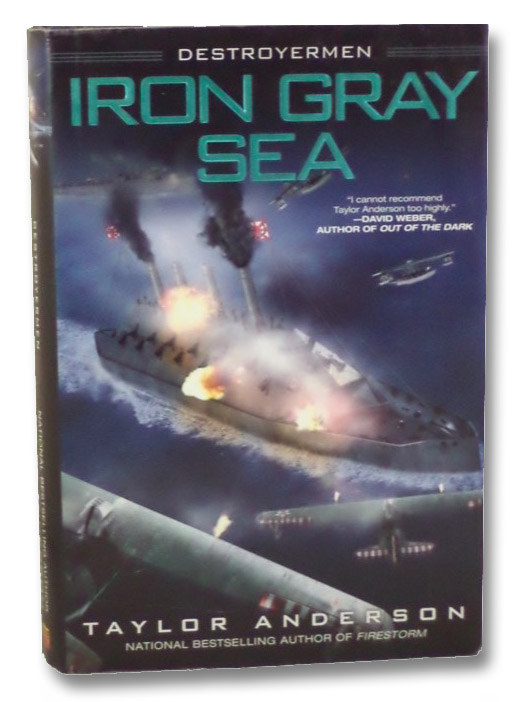 Iron Gray Sea (Destroyermen), Anderson, Taylor