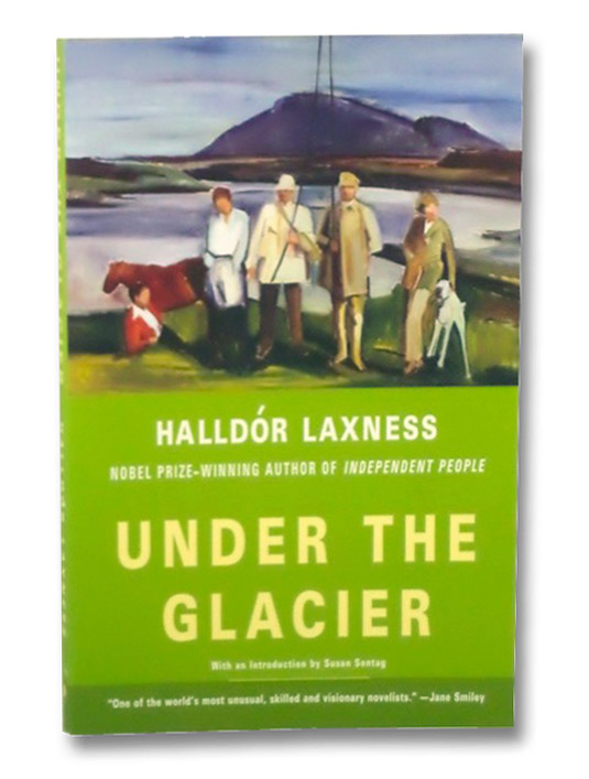 Under the Glacier, Laxness, Halldor