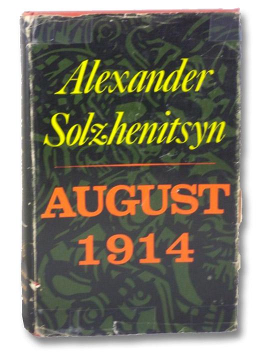 14-Aug, Solzhenitsyn, Alexander [Aleksandr I.]; Glenny, Michael (Translator)