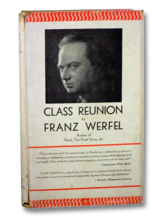 Class Reunion, Werfel, Franz; Chambers, Whittaker (Translator)