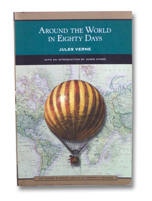 Around the World in Eighty Days, Verne, Jules