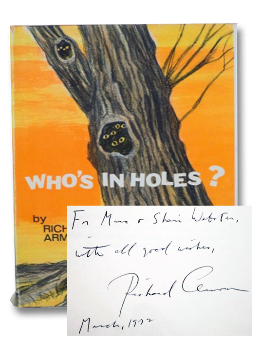 Who's in Holes?, Armour, Richard; Galdone, Paul