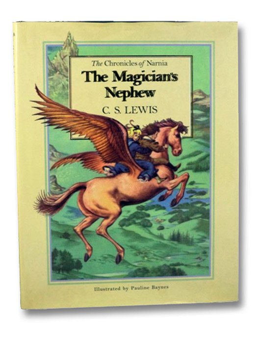 The Magician's Nephew (The Chronicles of Narnia), Lewis, C.S.