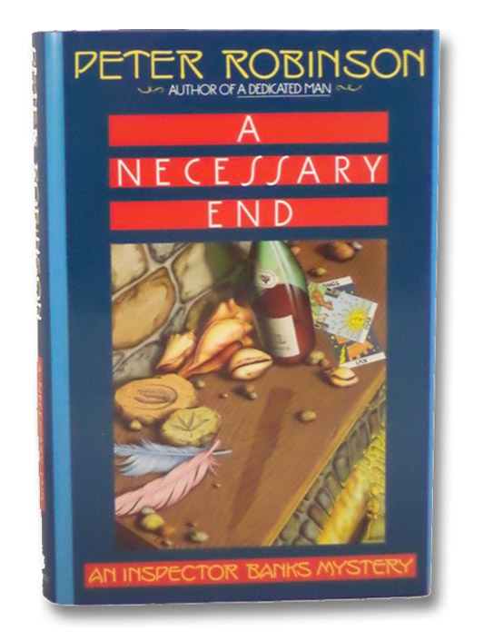 A Necessary End (The Inspector Alan Banks Mystery Series Book 3), Robinson, Peter