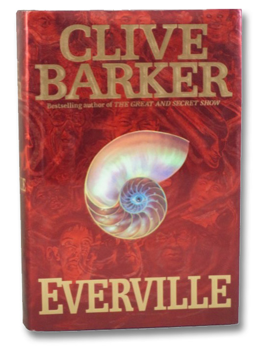 Everville (The Second Book of the Art), Barker, Clive