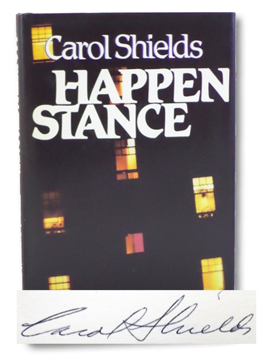 Happenstance, Shields, Carol