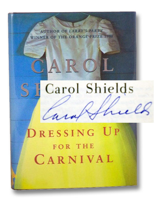 Dressing Up for the Carnival, Shields, Carol