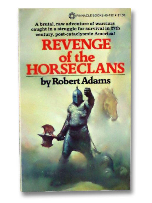 Revenge of the Horseclans (Horseclans, No. 3), Adams, Robert