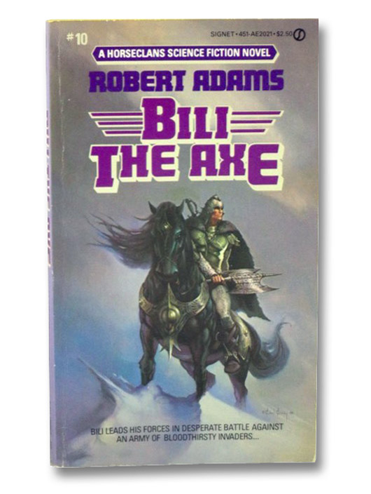 Bili the Axe (Horseclans), Adams, Robert