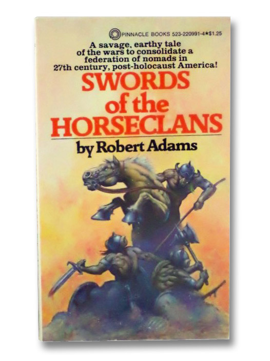 Swords Of The Horseclans, Adams, Robert