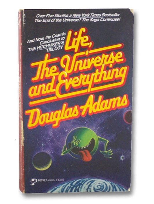 Life, the Universe, and Everything, Adams, Douglas