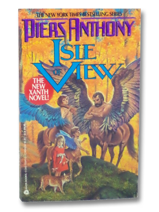 Isle of View (Xanth, No. 13), Anthony, Piers
