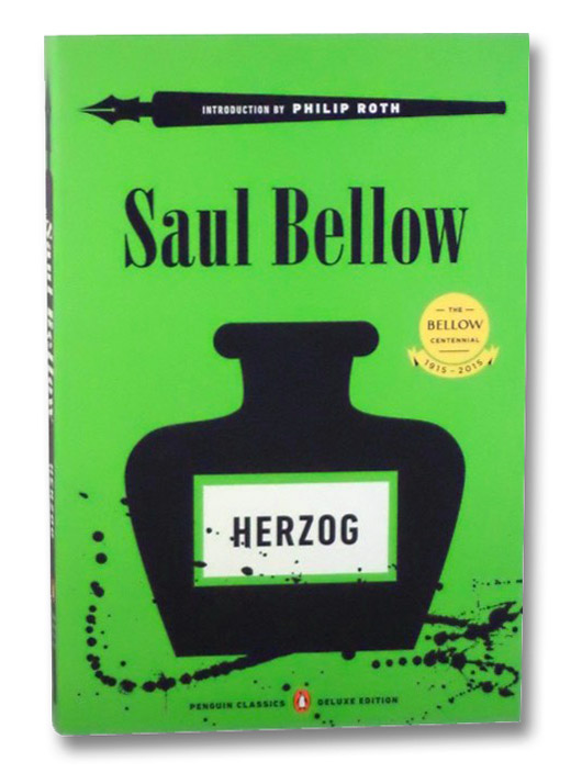 Herzog (Penguin Classics, Deluxe Edition), Bellow, Saul; Roth, Philip (Introduction)