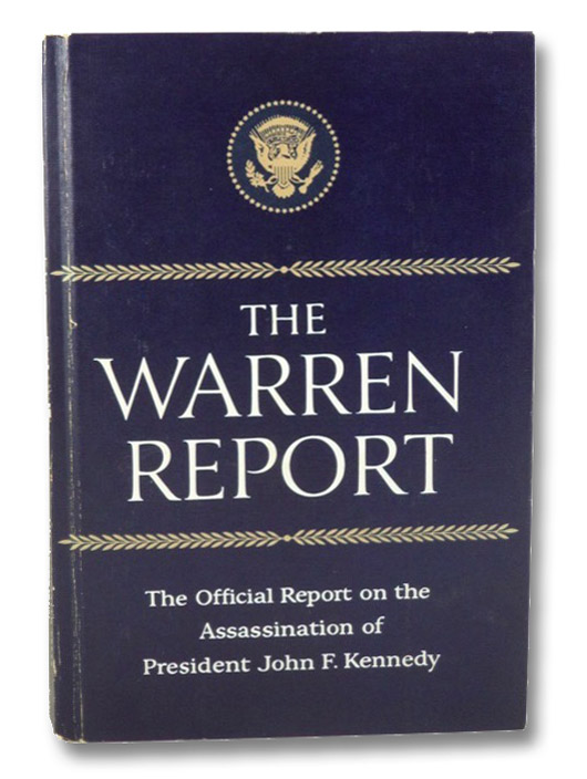 The Warren Report: The Official Report on the Assassination of President John F. Kennedy, The Associated Press