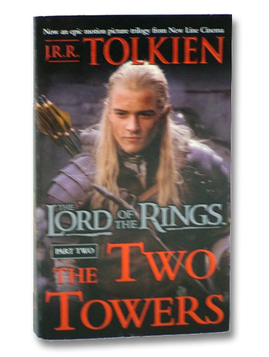 The Two Towers (The Lord of the Rings Part 2), Tolkien, J.R.R.