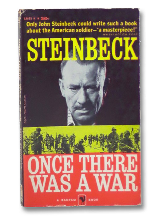 Once There Was a War, Steinbeck, John