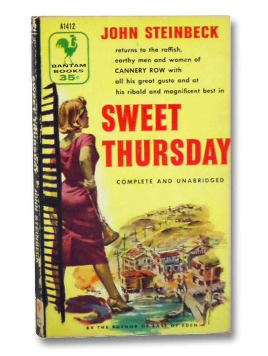 Sweet Thursday, Steinbeck, John