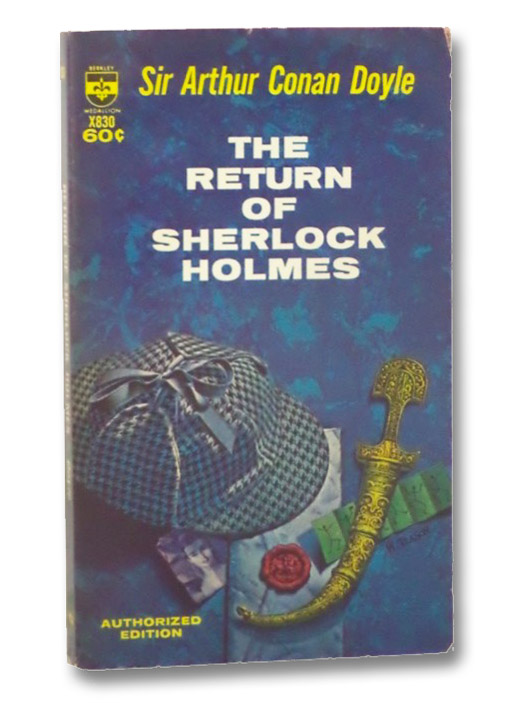 The Return of Sherlock Holmes, Doyle, Arthur Conan