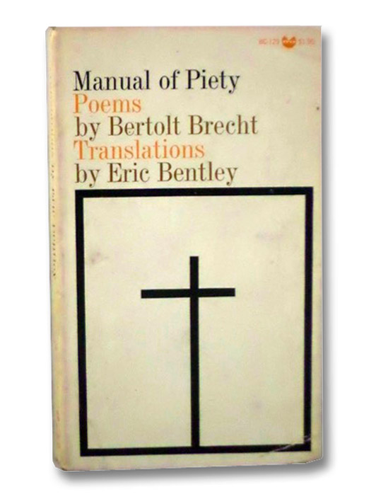 Manual of Piety, Brecht, Bertolt