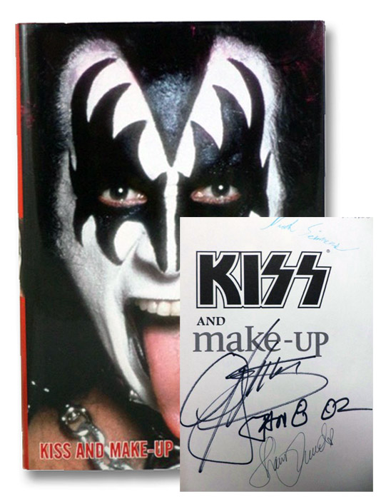 KISS and Make-Up, Simmons, Gene
