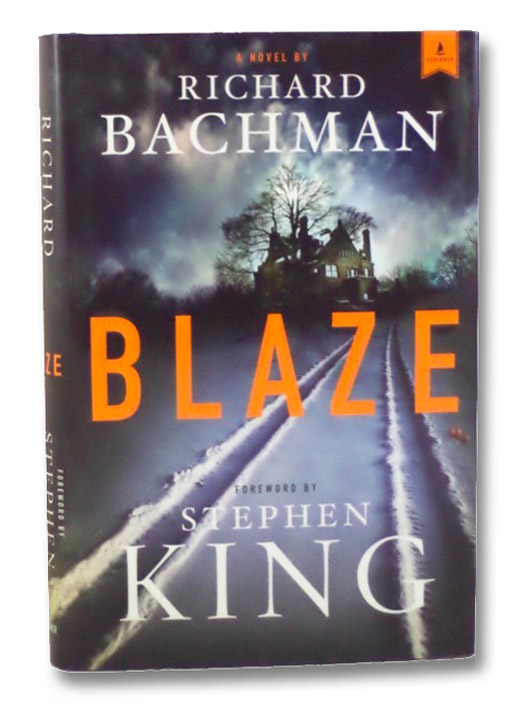Blaze, Bachman, Richard [King, Stephen]