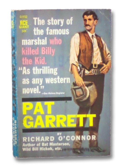Pat Garrett, O'Connor, Richard