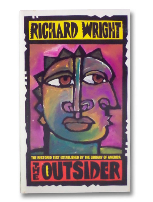 The Outsider, Wright, Richard