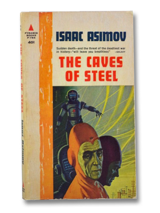 The Caves of Steel, Asimov, Isaac