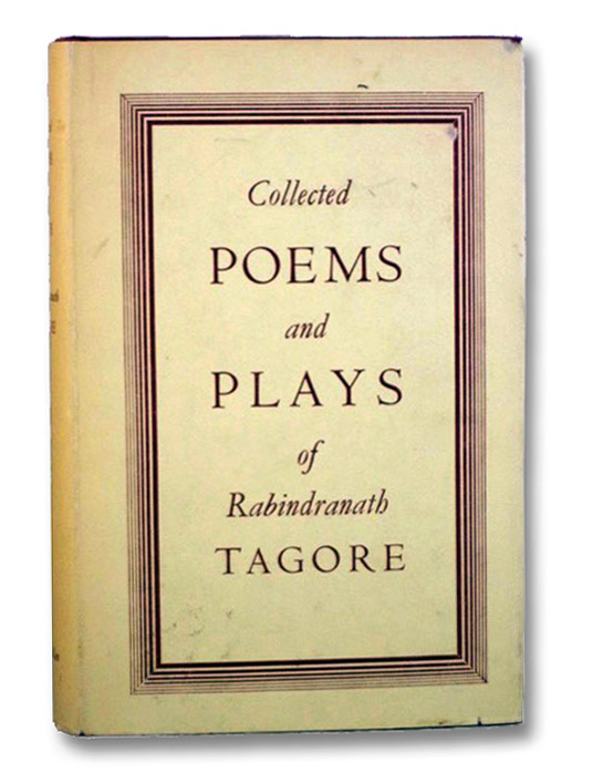 Collected Poems and Plays of Rabindranath Tagore, Tagore, Rabindranath