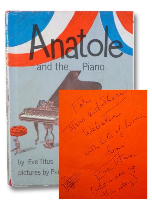 Anatole and the Piano, Titus, Eve