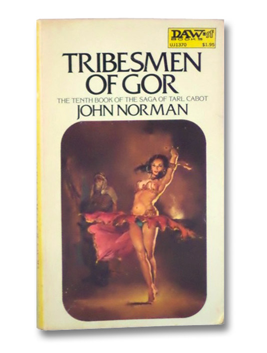 Tribesmen of Gor, Norman, John