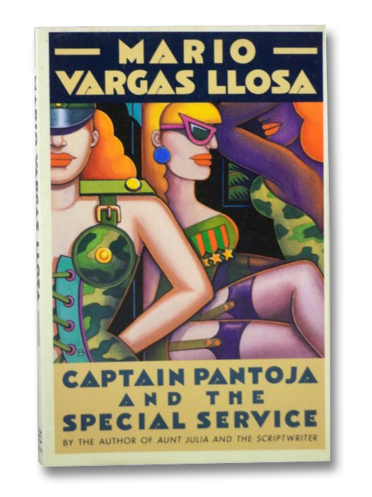 Captain Pantoja and the Special Service: A Novel, Llosa, Mario Vargas