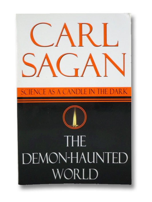 The Demon-Haunted World: Science as a Candle in the Dark, Sagan, Carl