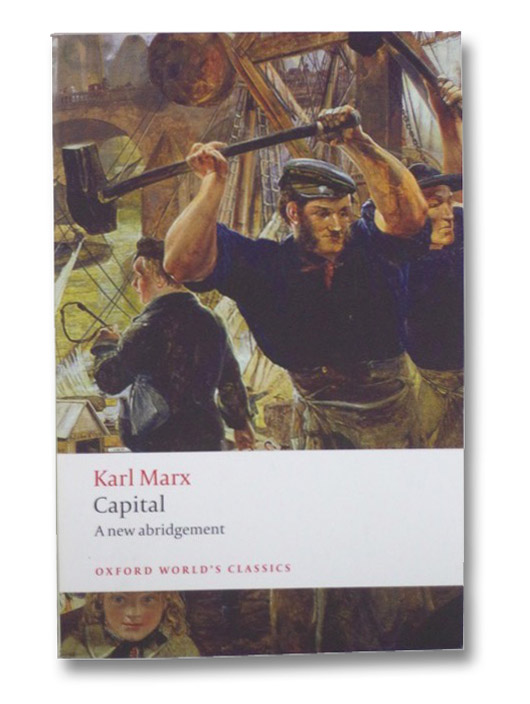 Capital: An Abridged Edition (Oxford World's Classics), Marx, Karl; McLellan, David