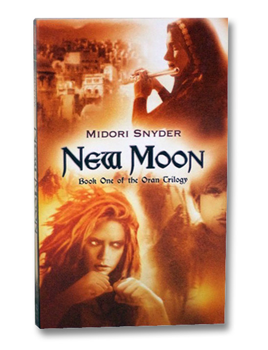 New Moon (Book One of the Oran Trilogy), Snyder, Midori