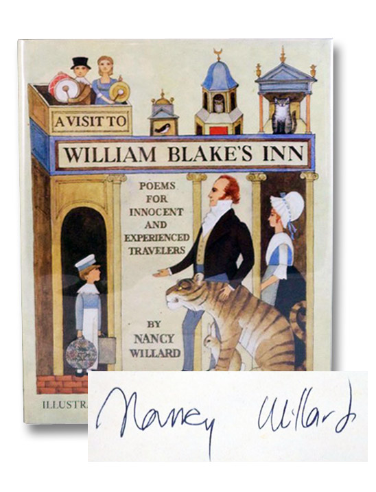 A Visit to William Blake's Inn: Poems for Innocent and Experienced Travelers, Willard, Nancy