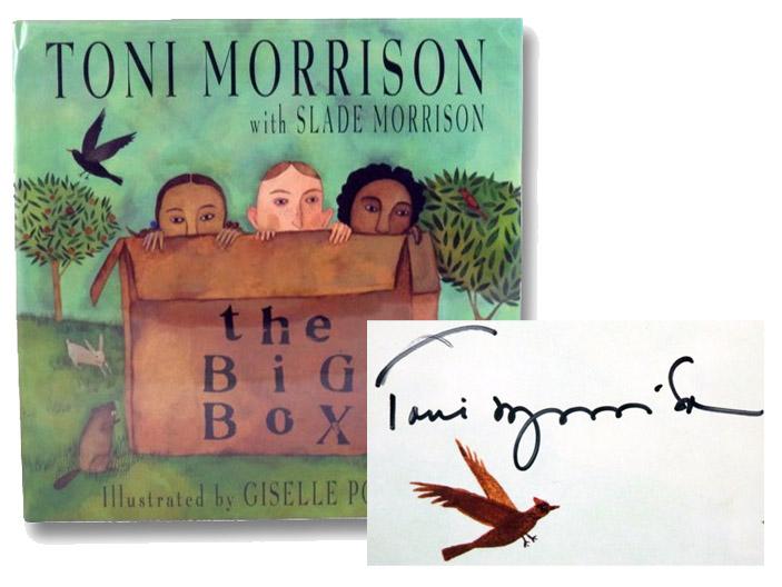 The Big Box, Morrison, Toni & Slade