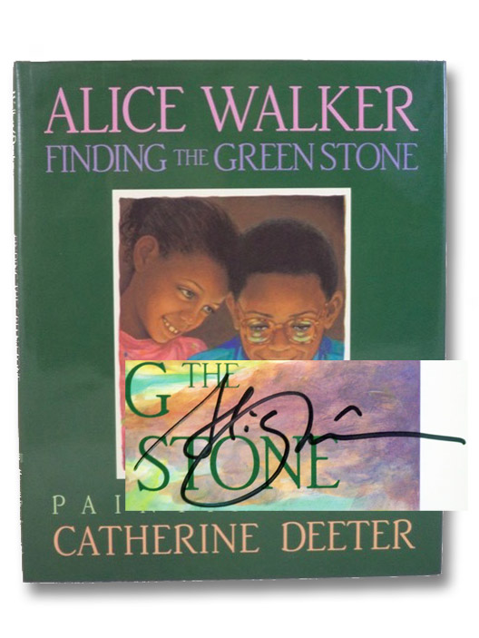 Finding the Green Stone, Walker, Alice