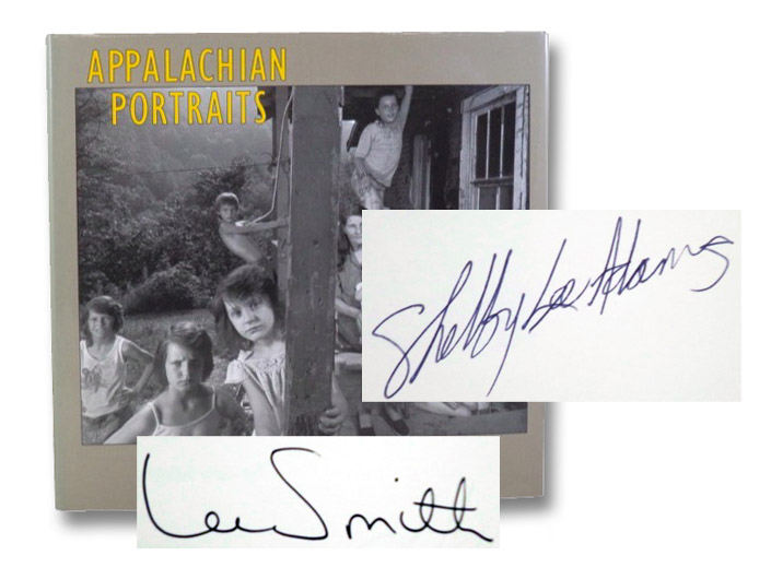 Appalachian Portraits, Adams, Shelby Lee; Smith, Lee